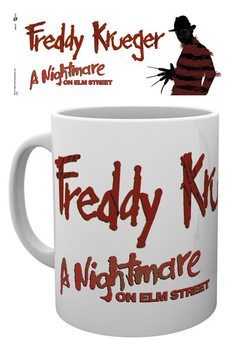Caneca Nightmare On Elm Street - Freddy