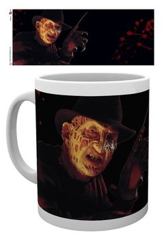 Caneca Nightmare on Elm Street - Never Sleep Again
