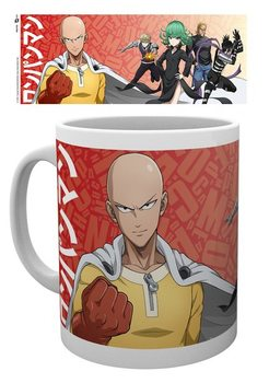 Caneca  One Punch Man - Group