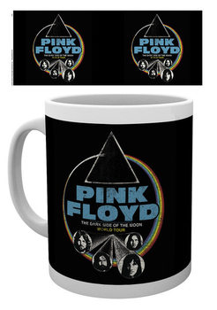 Caneca  Pink Floyd - Dark Side Tour