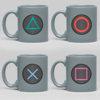 Caneca Playstation - Buttons