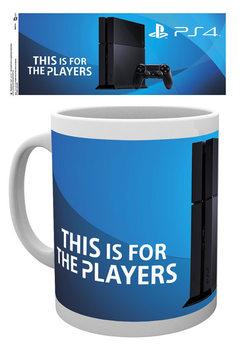 Caneca Playstation - Console
