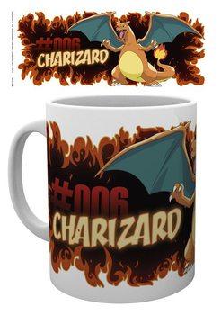 Caneca  Pokemon - Charizard Fire