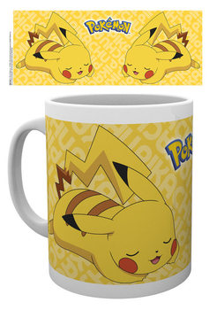 Caneca  Pokémon - Pikachu Rest