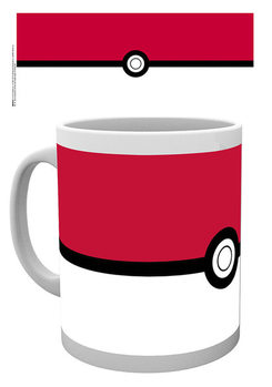 Caneca  Pokemon - Pokeball