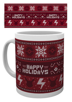 Caneca  Pokemon - Xmas Jumper