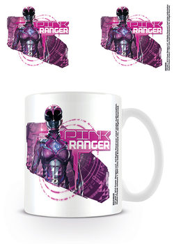 Caneca Power Rangers - Pink Ranger
