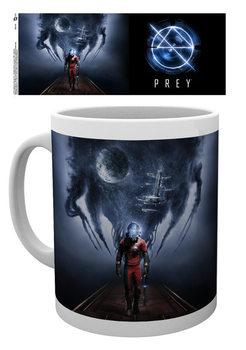 Caneca Prey - Key Art
