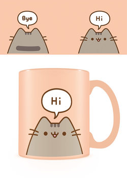 Caneca  Pusheen - Hello Goodbye