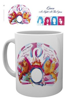 Caneca  Queen - A Night At The Opera