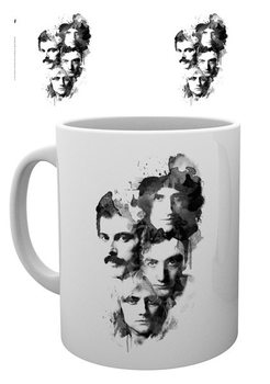 Caneca Queen - Faces