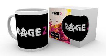 Caneca  Rage 2 - Logo