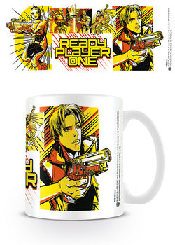 Caneca  Ready Player One - Comic