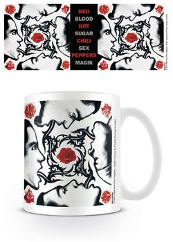 Caneca Red Hot Chili Peppers - Blood Sugar Sex Magik
