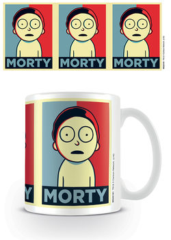 Caneca Rick and Morty - Morty Campaign