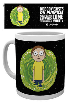 Caneca Rick And Morty - Nobody Exists