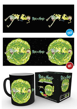 Caneca  Rick and Morty - Portal