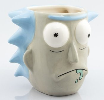 Caneca  Rick and Morty - Rick Sanchez