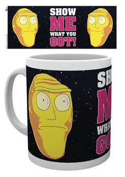 Caneca Rick And Morty - Show Me What You Gotlast