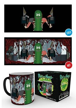 Caneca Rick & Morty - Pickle Rick