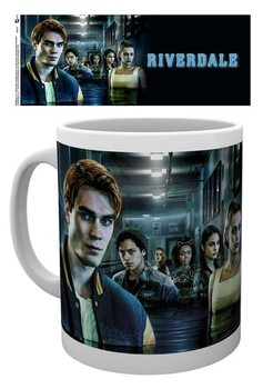 Caneca  Riverdale - Key Art Hall Way