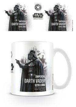 Caneca Rogue One: Star Wars Story - Darth Vader Profile