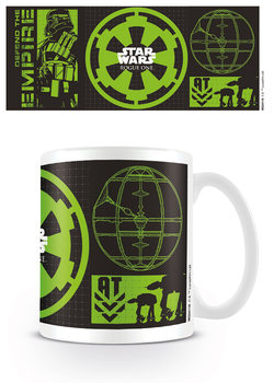 Caneca Rogue One: Star Wars Story - Empire Side