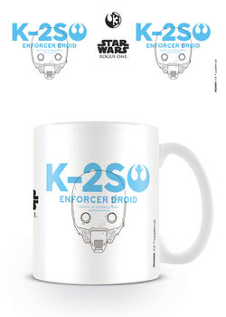 Caneca Rogue One: Star Wars Story - K-2S0