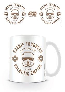 Caneca Rogue One: Star Wars Story - SCARIF Trooper