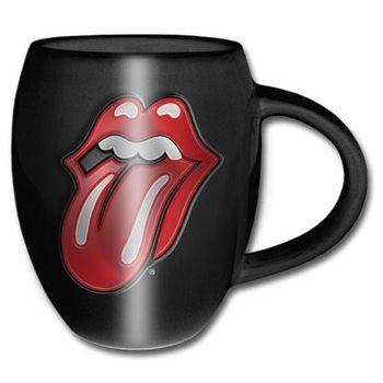 Caneca  Rolling Stones - Classic Tongue Oval