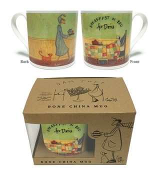 Caneca  Sam Toft - Breakfast in Bed For Doris