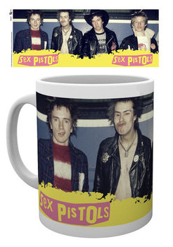 Caneca  Sex Pistols - Band