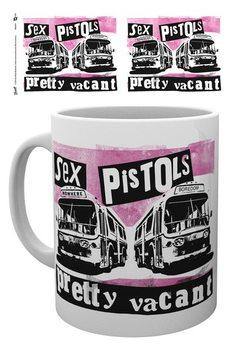 Caneca  Sex Pistols - Pretty Vancant