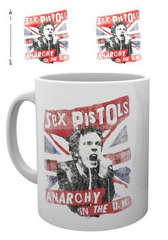 Caneca  Sex Pistols - Union Jack