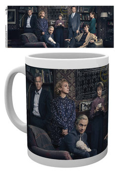 Caneca Sherlock - Cast