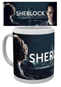 Caneca Sherlock - Enemies
