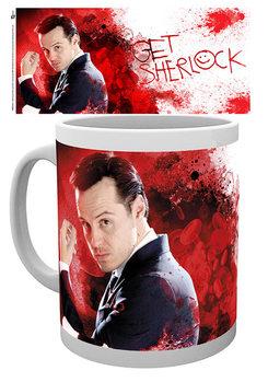 Caneca Sherlock - Get Sherlock (Moriarty)