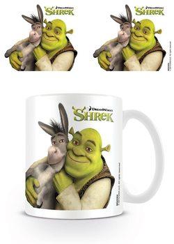 Caneca Shrek - Shrek & Donkey