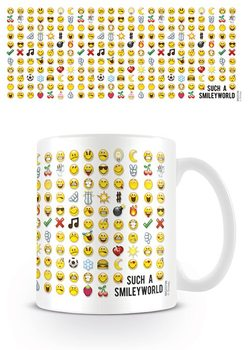 Caneca Smiley - Emoticon