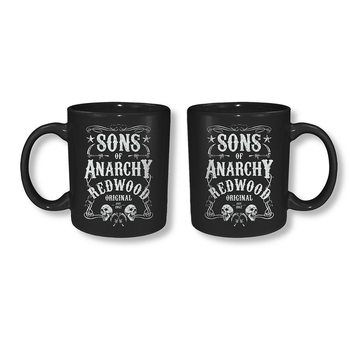 Caneca  Sons of Anarchy - Logo