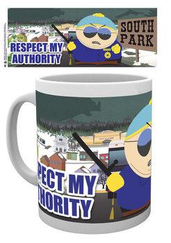 Caneca South Park - Respect