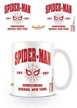 Caneca Spider-Man Homecoming - Est. 2017