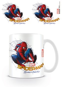 Caneca  Spider-Man: Homecoming - Web