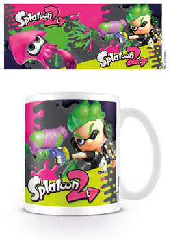 Caneca  Splatoon 2 - Squid Shot