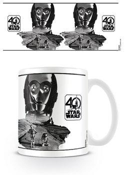 Caneca Star Wars - C-3PO (40th Anniversary )