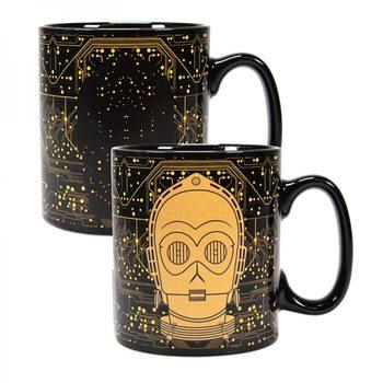 Caneca Star Wars - C-3PO