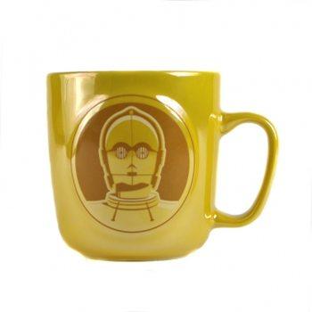 Caneca  Star Wars - C3PO