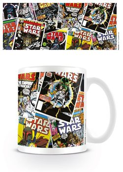 Caneca Star Wars - Comic Covers