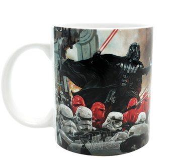 Caneca Star Wars - Empire Battle