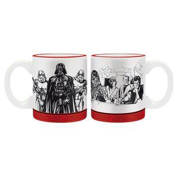Caneca Star Wars - Empire vs Rebels
